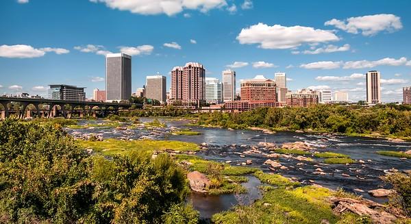 Richmond Virginia - River City