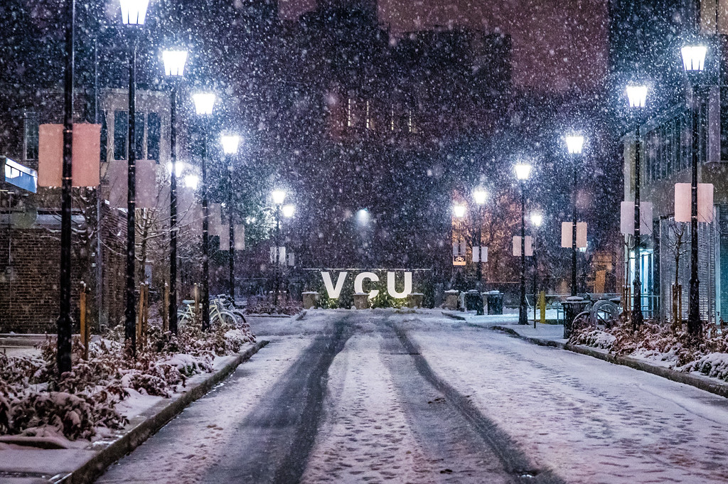 VCU Winter