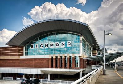 RIC  Richmond International Airport