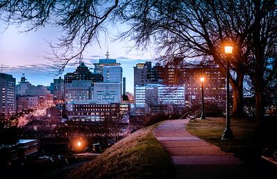 Sundown Walk - Jefferson Park