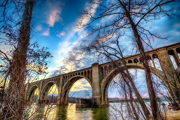 Rail Bridge Beauty