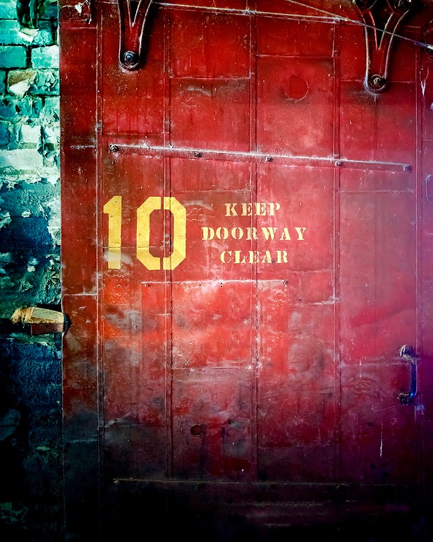 Door Number 10