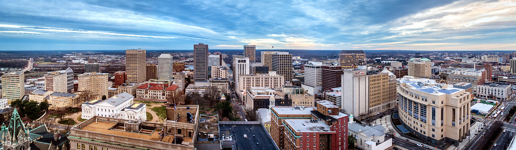 Richmond VA Panorama