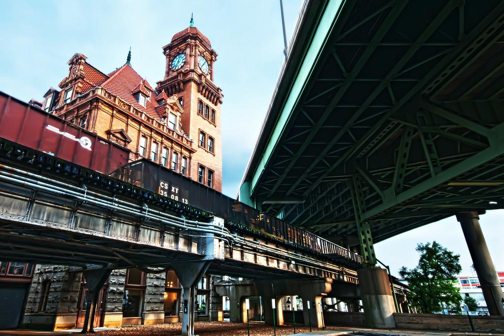 Station Crossing