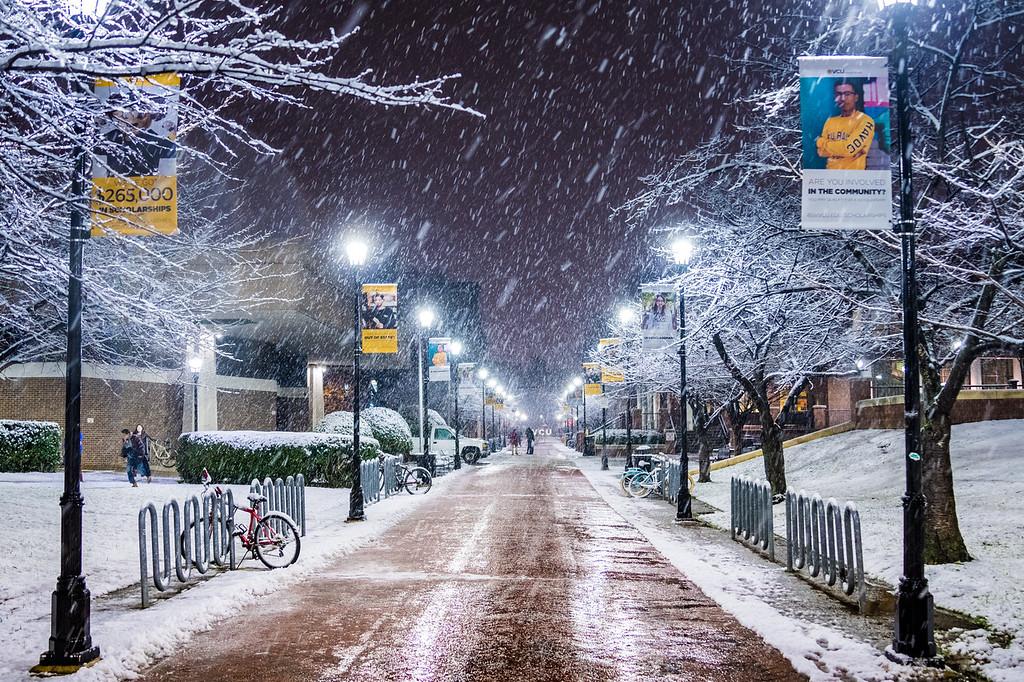 VCU Snow Havoc