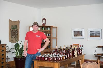Rob Anderson, Anderson Farm