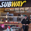 Nicole Deseveris, Subway