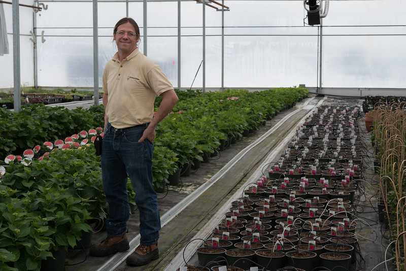 Peter Rofner, Richmond Nursery