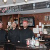 Derrick Fisher, Nick Mamalis, Steve Heatherington,  Royal's Restaurant
