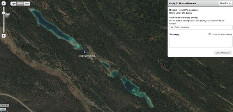Valley of Five Lakes Jasper