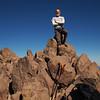 Lassen Peak Summit CA 9-28-15