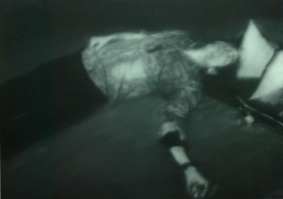 Richter. Erschossener 1 (Man Shot Down 1). 1988.