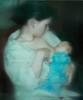 Richter. S mit Kind. 1995.
