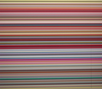Richter. Strip. 2011.