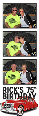 We had an awesome time snapping photos and celebrating Rick's 75th Birthday!  Love this photo? Head to findmysnaps.com/Rick-75th to order prints and more!  Looking for an awesome photo booth for your next event? Head to bluebuscreatives.com for more info.
