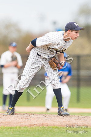 2014-JVBASE-Hampton vs. Kiski-2