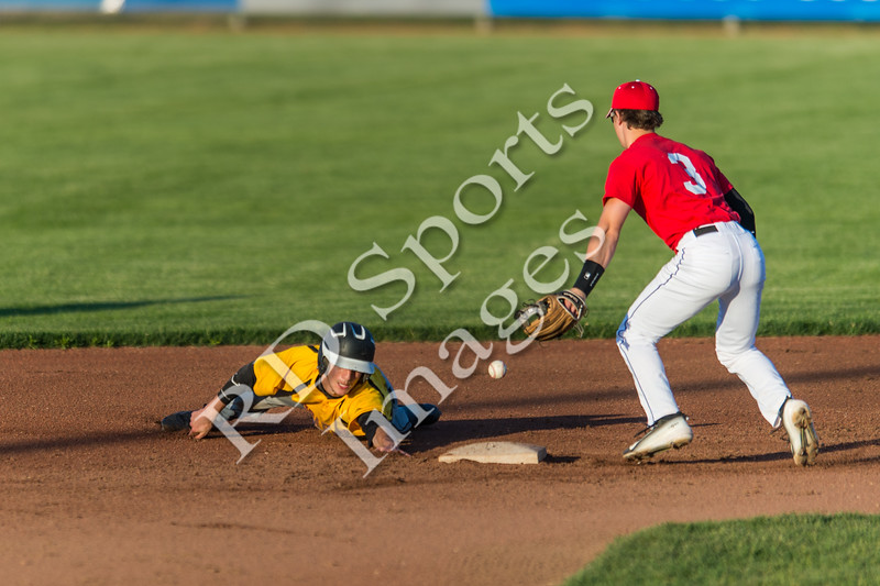 DuraEdge vs. Millwood Game 1
