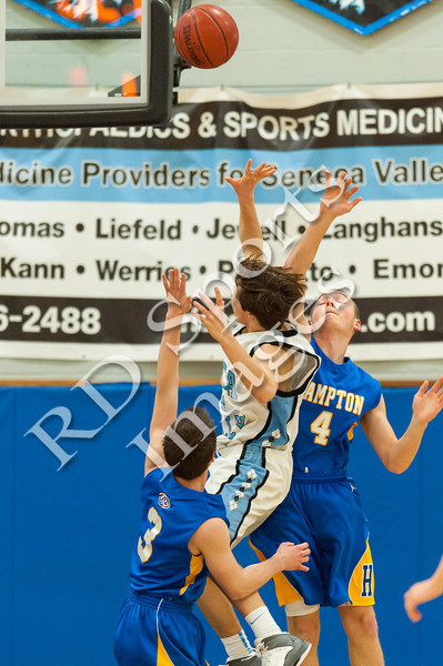 2014-BJVBB-Hampton at Seneca Valley-8