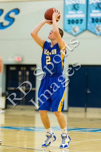 2014-BJVBB-Hampton at Seneca Valley-9
