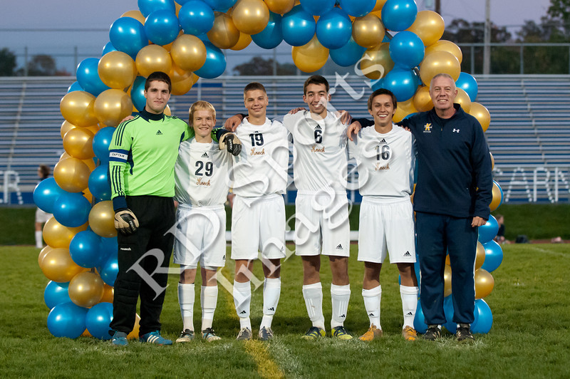 Knoch vs. Shady Side (Senior Night)