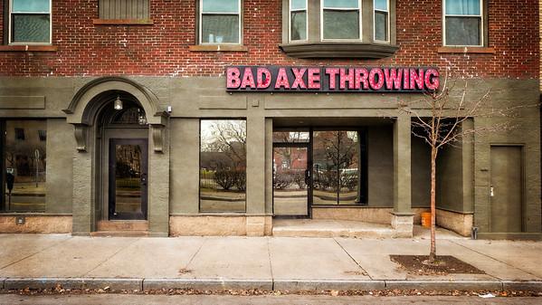 Bad Axe