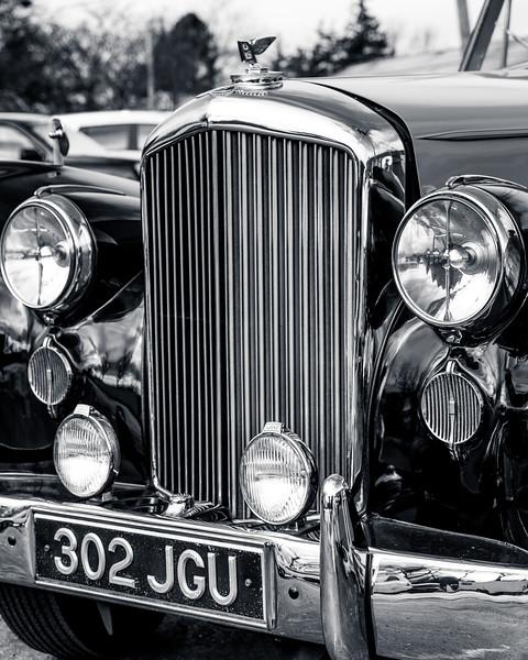 '55 Bentley GH