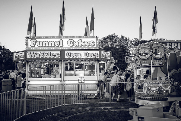 Funnel Cakes, Corn Dogs, Waffles