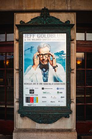 Main Street Reflects on Jeff Goldblum
