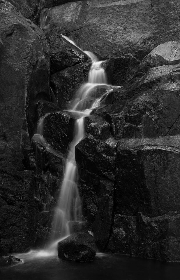 Pinwheel Falls, Yosemite, CA