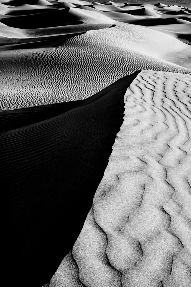 Death Valley, Dunes 2