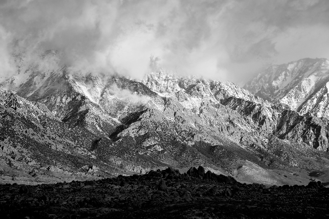 Alabama Hill, Lone Pine, CA