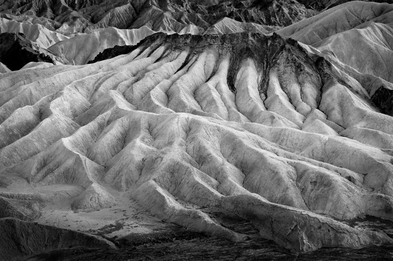 Zabriskie Point, Death Valley,CA