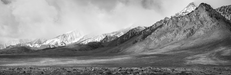 Owens Valley Panorma