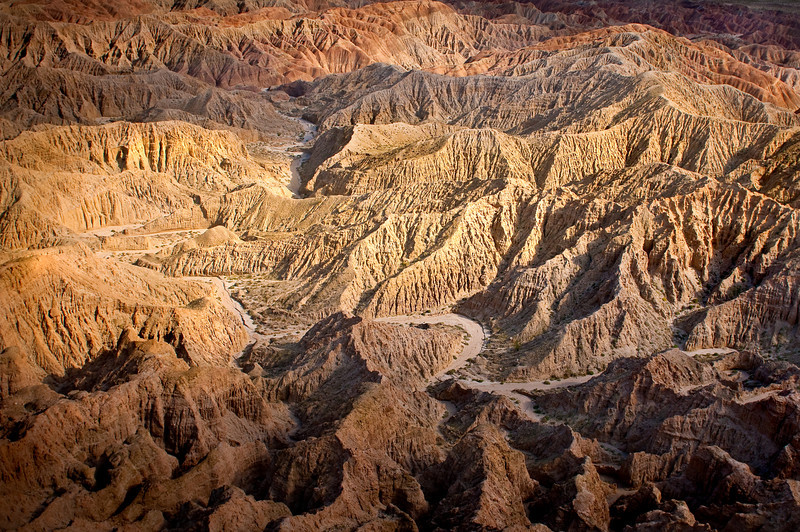 Anza Borrego Badlands, CA -1