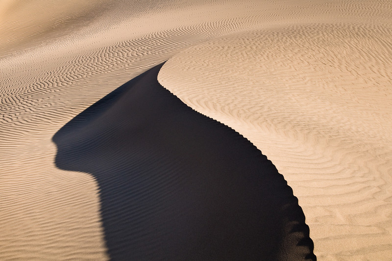 Death Valley Dunes - 10