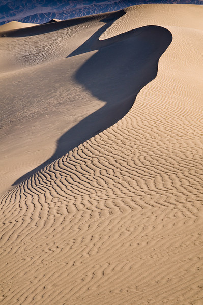 Death Valley Dunes - 12
