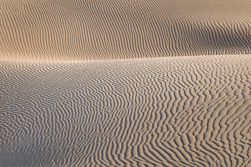 Death Valley Dunes -4