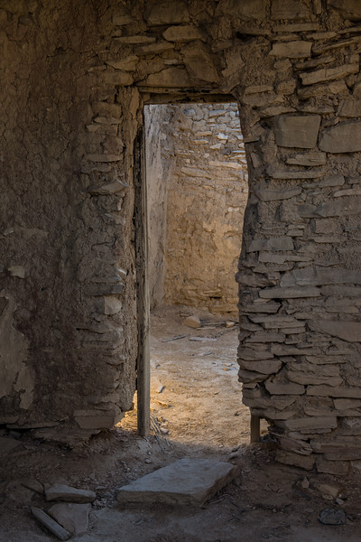 Mud Hut doorway - Big Bend TX