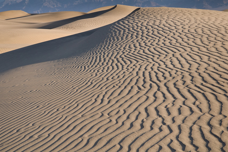 Death Valley Dunes -2
