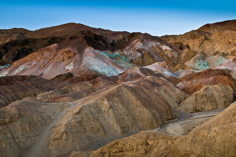 Artist Palette - Death Valley, California