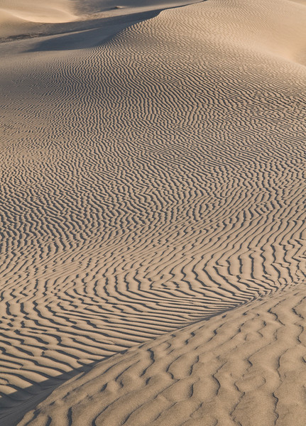 Death Valley Dunes - 6
