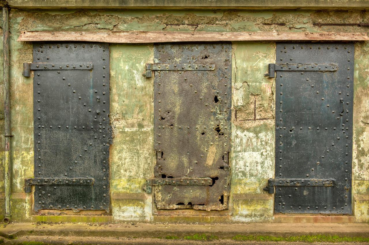 Bunker Doors - Fort Baker, CA