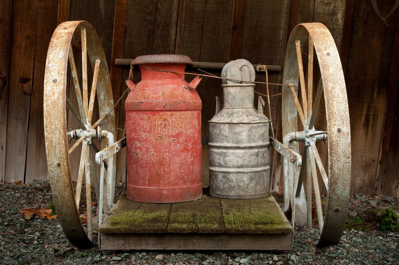 Borges Ranch, Cart