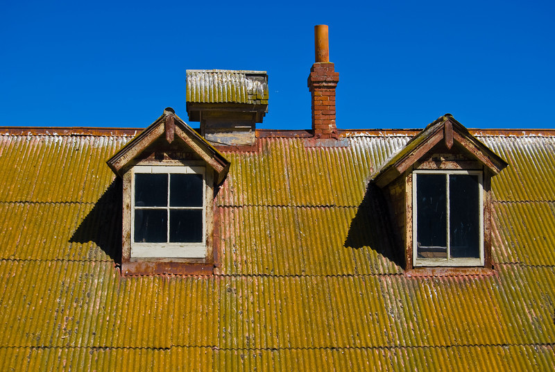 Weathered Roof, Bay Area, CA