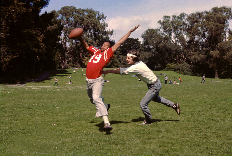 Touch Football/Hippy Hill, San Francisco