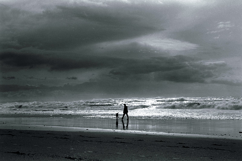 On the Beach/Stormy Weather
