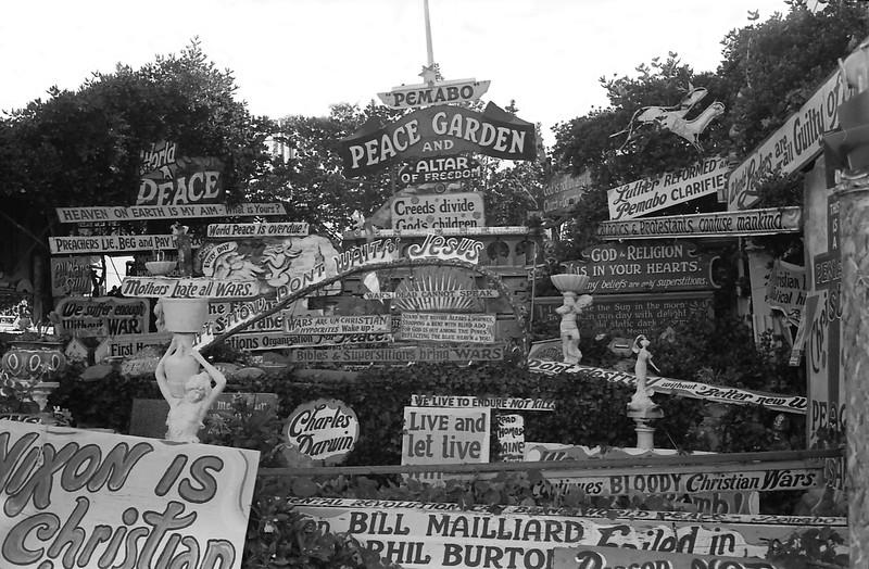 Pemabo Peace Garden/San Francisco '70s