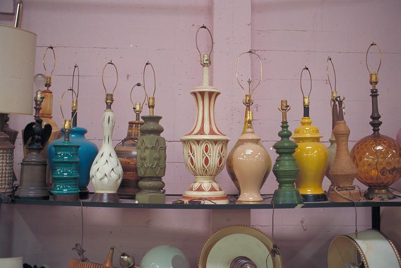 Bad Lamps (#104-1)