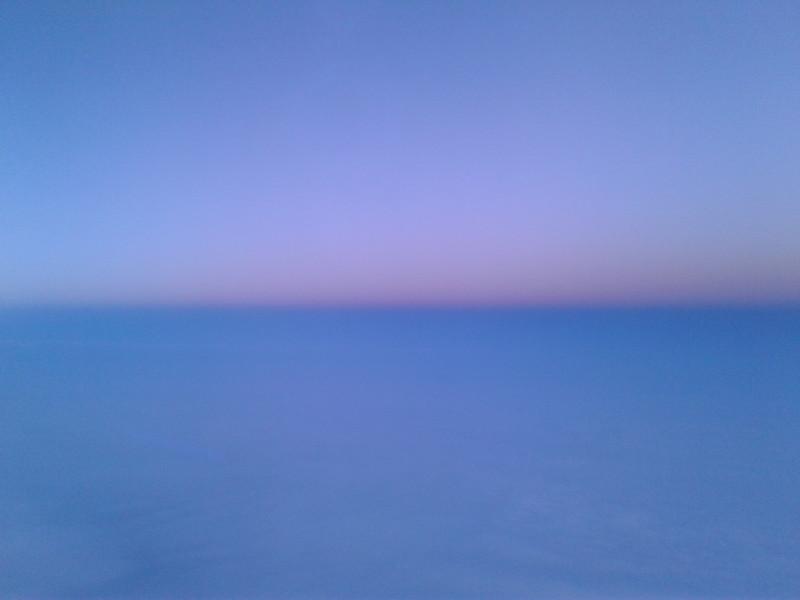 Sea Meets Sky (#135.5)