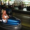 Jenn riding along
